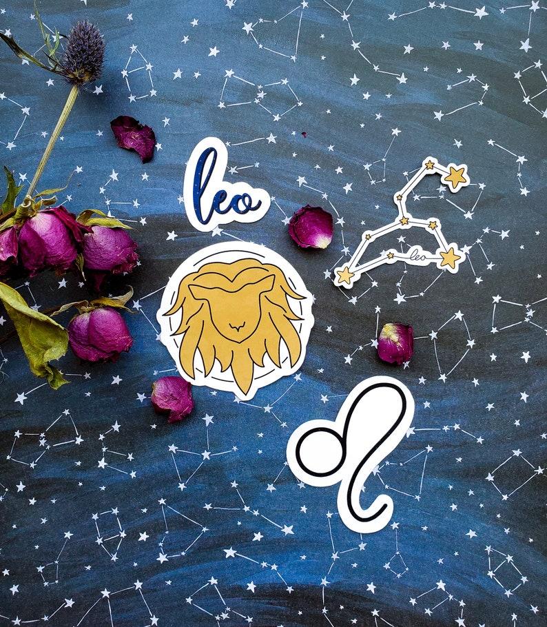 Leo Sticker Pack