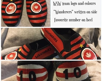 Western Sydney Wanderers Shoes