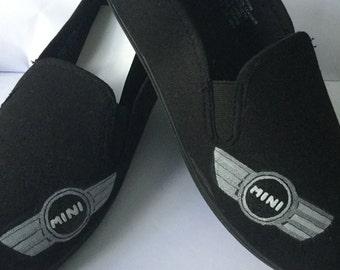 Mini Cooper shoes
