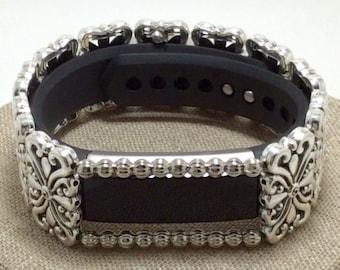 Fitbit Alta Bracelet Cover Infinity Heart Scroll Style
