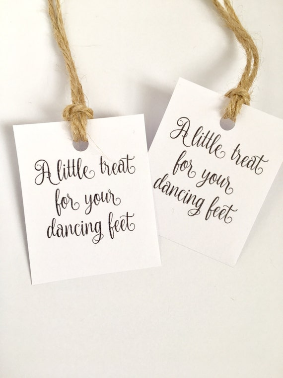 20ae78242 Flip flop tags wedding flip flop tags a little treat for