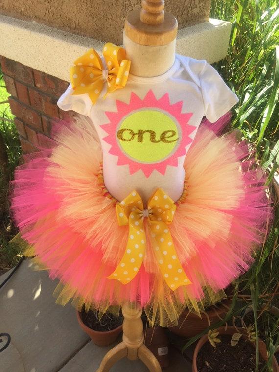 3effa3686 You Are My Sunshine Sun Summer Tutu Outfit Dress Set Handmade