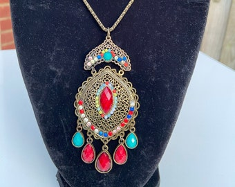 African Necklaces/ Collier Africain
