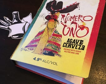 Flying Dog Brewing Numero Uno Agave Cerveza beer tasting journal