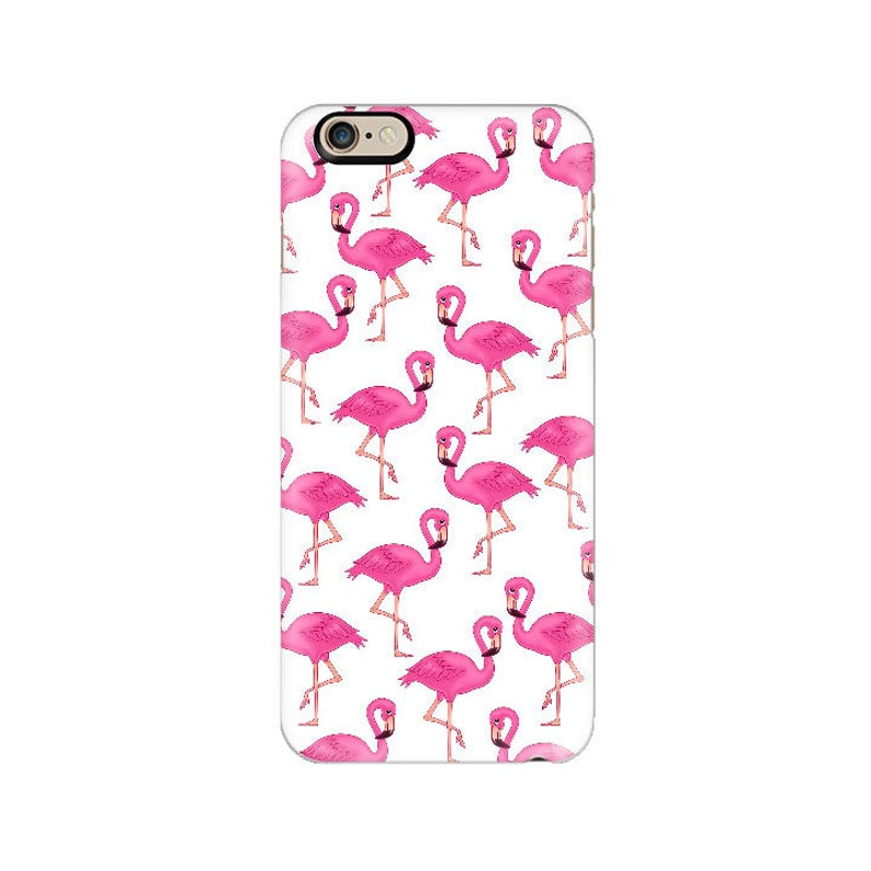 iphone 6 coque flamant rose