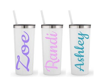 Pool Cup, Beach Cups, Vacation Tumbler, Beach Tumbler, Poolside Cup, Pool Party Favors, 22 oz, Margarita Cup