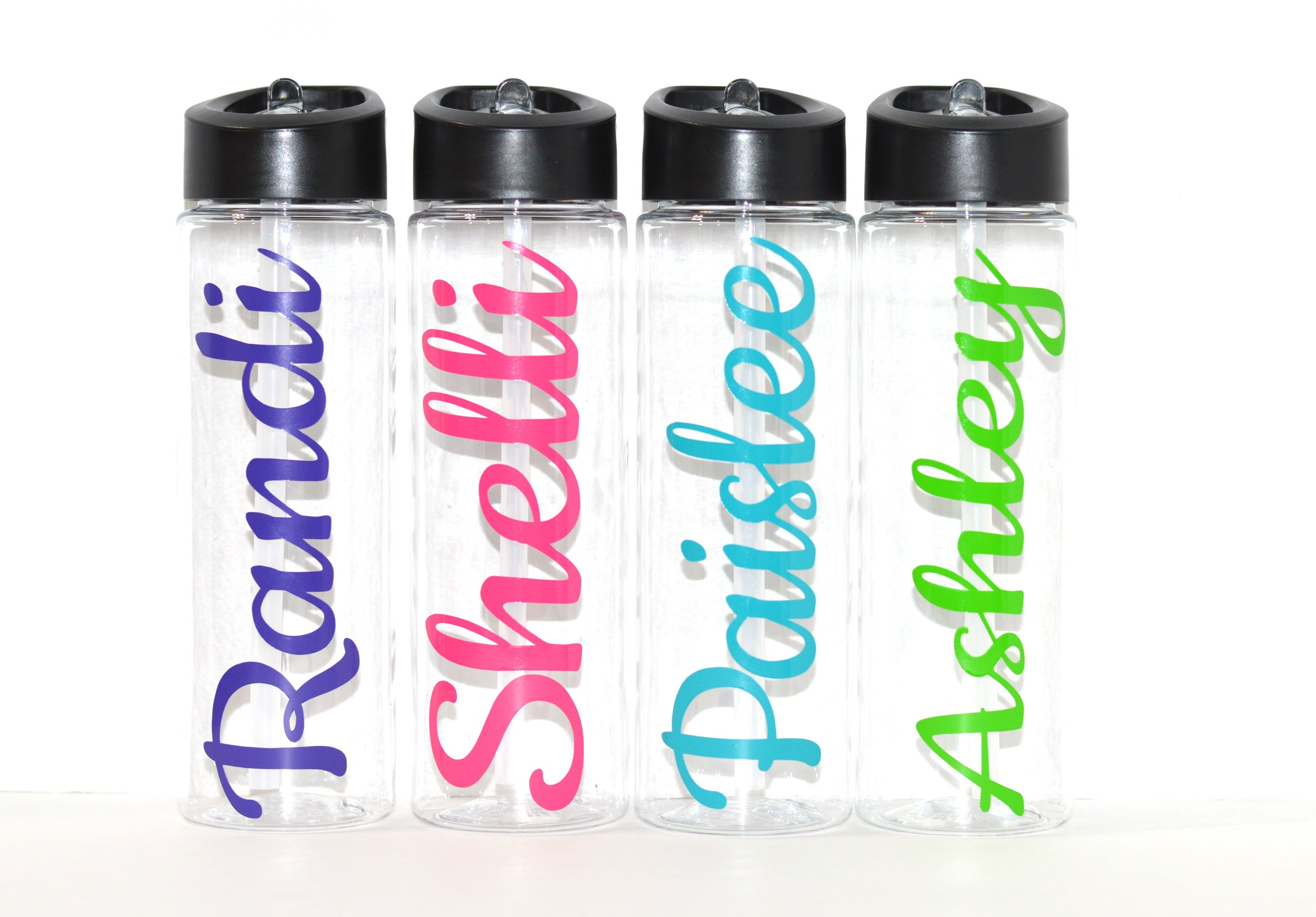 Personalized Water Bottle, bridal party gifts, Teacher Water Bottles ...