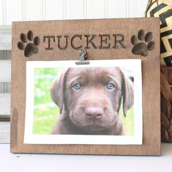 personalized dog plaque dog frame dog gift gifts for dog etsy