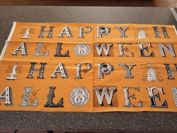 Sew Scary ~ Quilt Kit Featuring Out Of Print Fabric Line Sew Scary by Janet Wecker Frish Assembled by Jan L of Springville Quilt Barn