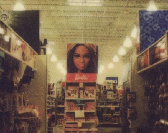 Polaroid Print: Barbie Aisle