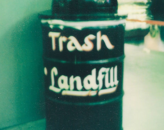 Trash Landfill
