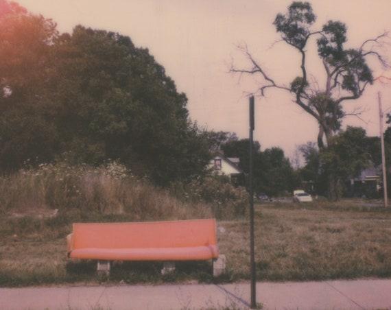 Detroit Bus Stop