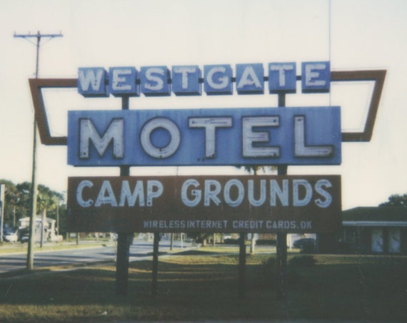 Westgate Motel Camp Grounds
