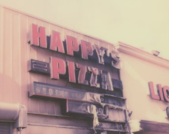 Happy's Pizza Detroit