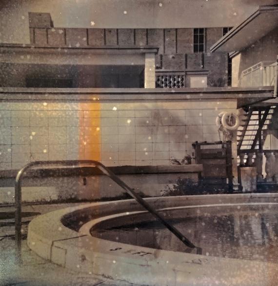 Motel / 8x10 Museum Quality Giclée by Dan Bell