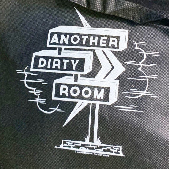 Another Dirty Room Tote