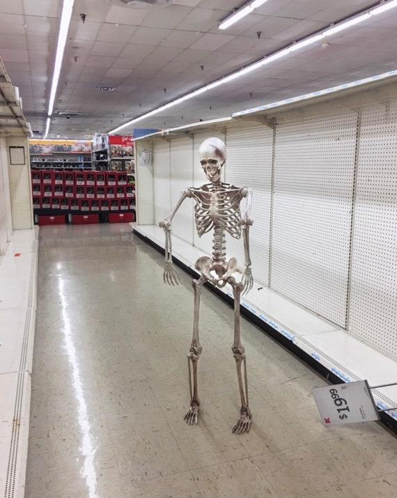 Kmarts Last Shopper / 8x10 Museum Quality Giclée by Dan Bell