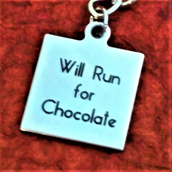 Key Chains for Runners, Workout Gym Accessories Key Ring, Funny Fitness Gifts Charm, Sports Team Coach Trainer Gift, Gag Gifts for Gym Buddy