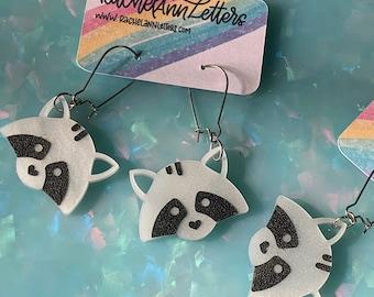 Trash Pandas Earrings