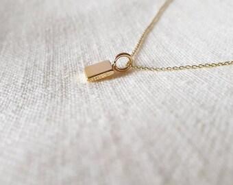 baf1797b255 The Acrux necklace- 9ct solid gold pendant