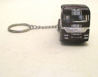 Ladder Fire Truck keychain Emergency Fire Fighting Equipment  52ddb4a44
