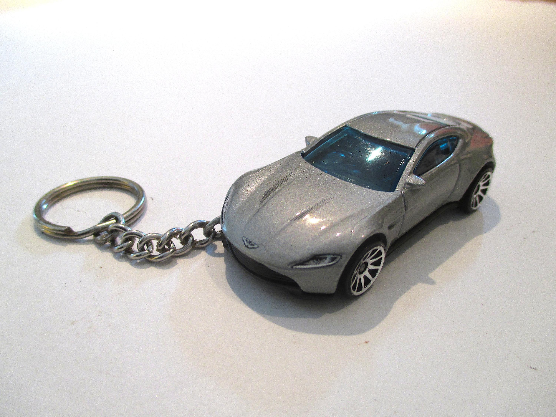 aston martin db10 keychain james bond 007 spectre car | etsy