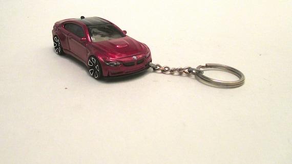 BMW M4 Keychain BMW M4 GTS Car Keychain Sports Car Keychain