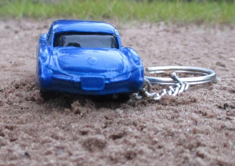 Boyfriend   keychain Iconic 1957 Chevy Cvette Car Chevrolet \u6c7d\u8eca Chevrolet Cvette Dark Blue keychain Mens   gift BAE gift