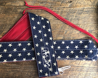America Weightlifting Wrist Wraps- Free Shipping in US
