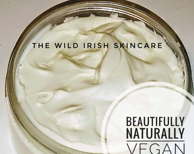 Skin Regenerate Massage Butter with Sea buck thorn and Seaweed Infused Oils.  Natural/ Organic. Preservative Free, No Synthetic Ingredients.