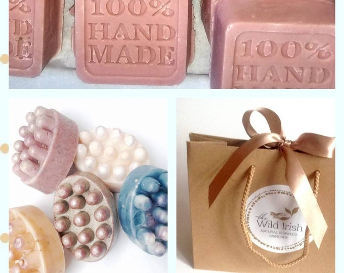Soap Massage Bar Gift Set