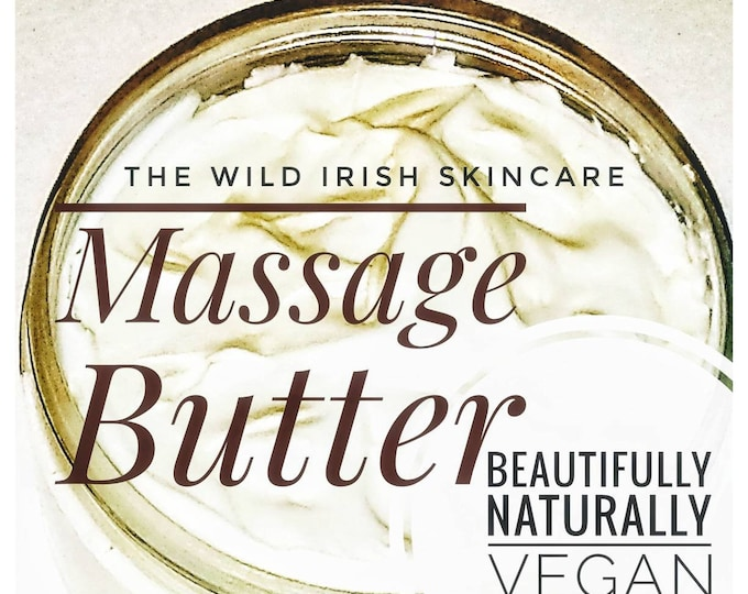 Chocolate Massage Butter Skin Contour Anti Cellulite Caffeine with Seaweed Infused Oils. Natural /Organic Ingredients. Preservative Free.