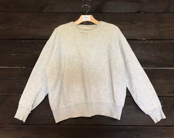Vintage 50s/60s Pilgrim Sportswear Distressed Sweatshirt