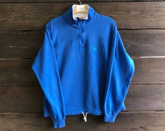 Vintage 90s Lacoste Sweatshirt