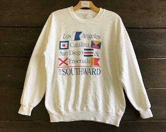 Vintage 80s Southward Sweatshirt