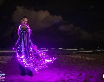 Women's Fiber Optic Fashion