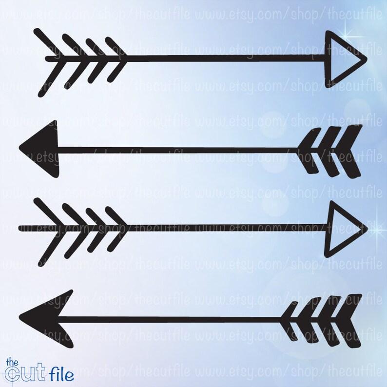 Arrows SVG  arrows for shirt designing vinyl vector file image 0