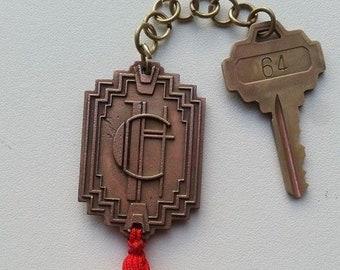 American Horror Story: Hotel - Room 64 Key replica