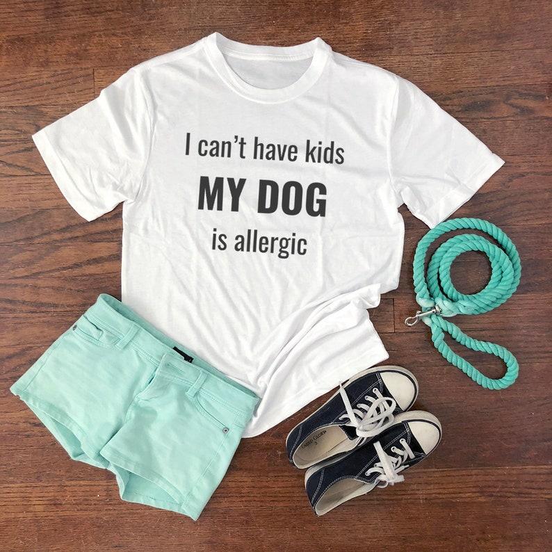 Funny Pet Gift  Fur Mama Shirt  Graphic Tee  Funny Dog White