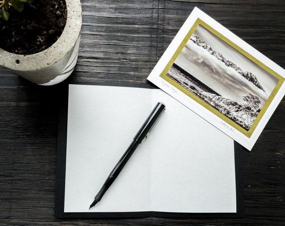 Set of 2 Handmade Greeting CardsFeaturing Original West Coast Photography