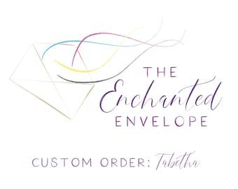 Custom Listing: Tabetha, Shipping Overage, Extra Shipping Fee