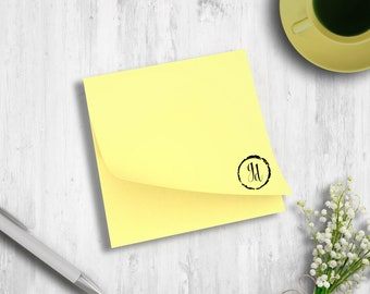 Custom Sticky Notes, Personalized Post It Notes, Sticky Notes With Logo, Branded Sticky Notes, Post It Notes With Branding, Logo Items