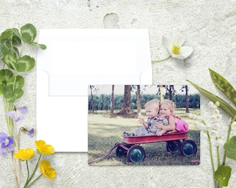 Photo Note Cards, Stationery Set, Personalized Cards, Photo Notecards, Photo Stationery, Notecards With Photo, Custom Note Cards