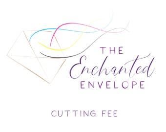 Cutting Fee, Editing Fee, Editing Charge, Resizing Charge, Resizing Fee, Custom Cutting Fee, Cutting Trimming Fee