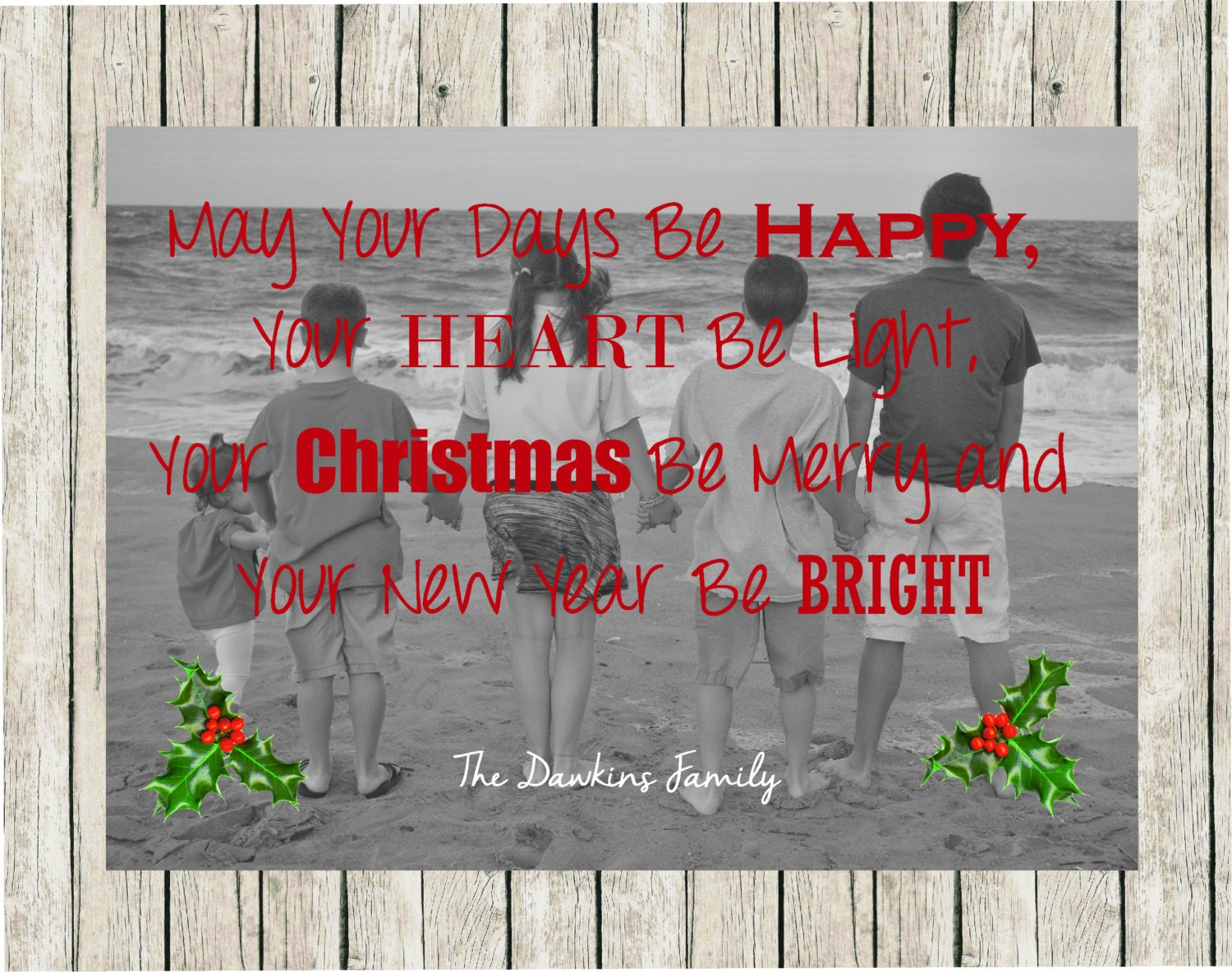 Photo Christmas Cards, Personalized Christmas Cards, Christmas Cards ...