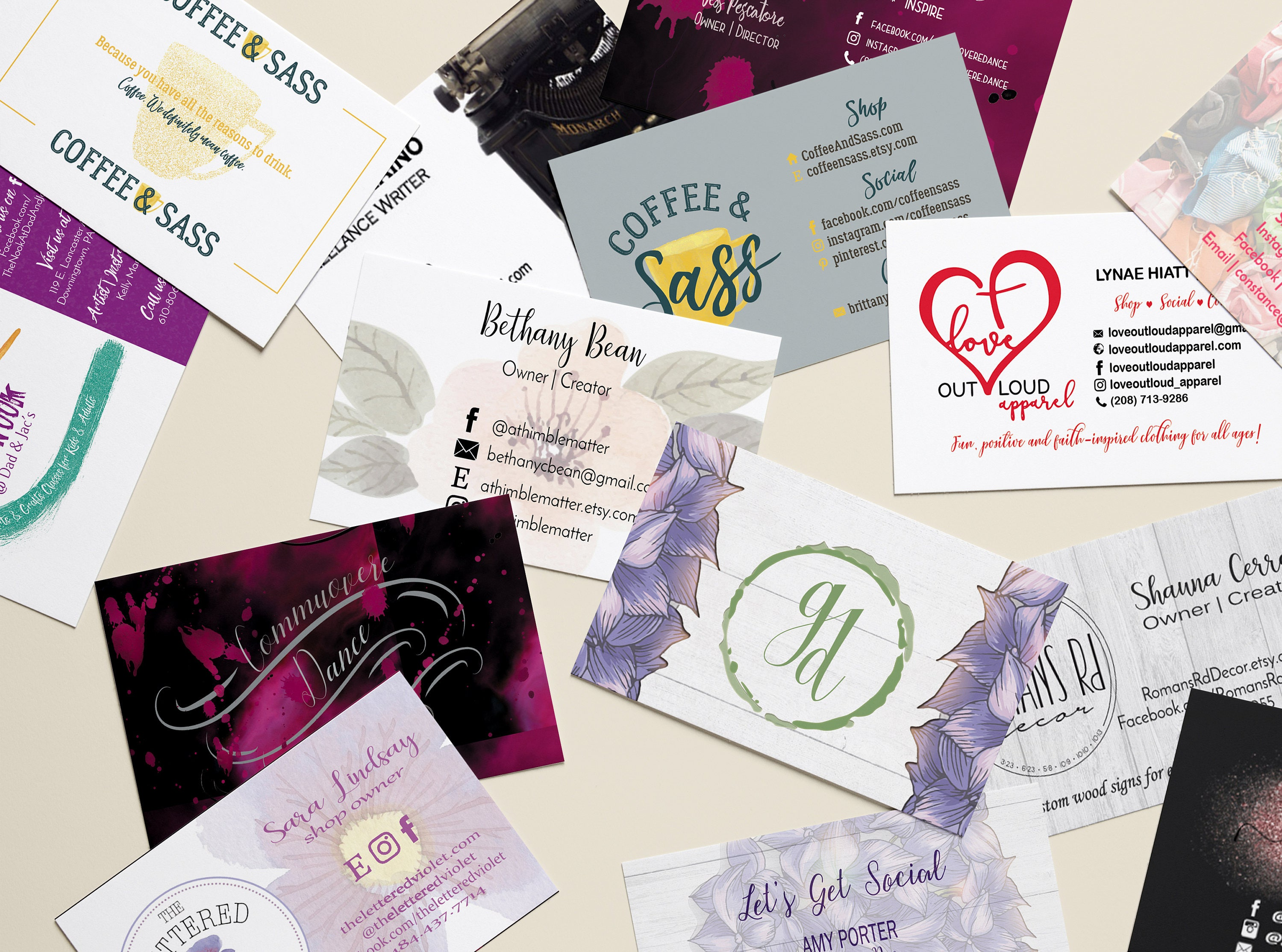 business cards business card design business card printing custom business cards graphic design printed business cards - Print Custom Business Cards
