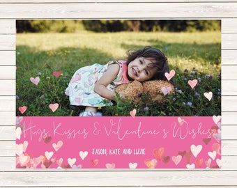 Valentine's Day Photo Cards, Photo Valentines Cards, Printed Valentine's Day Cards, Valentine's Kids, Kid's Valentines Cards, Kids Photo