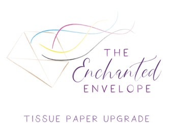 Tissue Paper Upgrade, Color Upgrade, Ink Upgrade