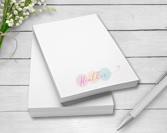 Personalized Note Pads, Glued Note Pads, Personalized Notepads, Mandala Notepads, Custom Notepads, To-Do Lists, Grocey Store Lists