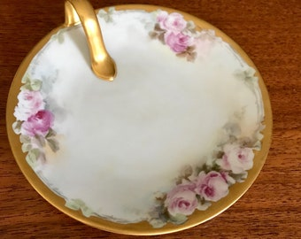 Small Handled Serving Dish